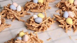 3 Ingredient Bird's Nest Cookies | Episode 1241
