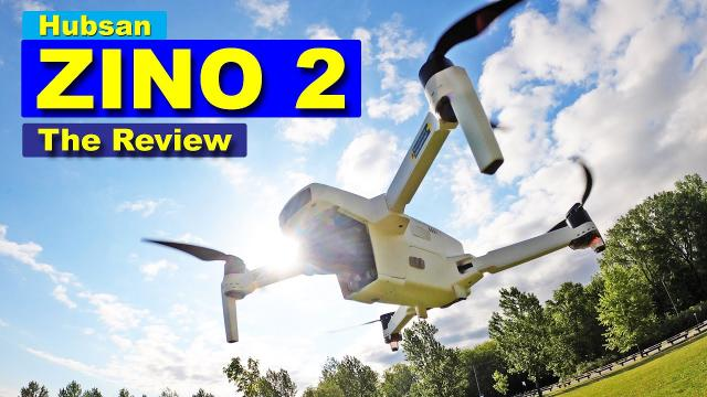The Popular Hubsan ZINO 2 - The Review
