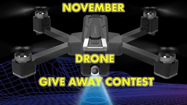 Time to Give Away a Drone - GEEKBUYING Give Away Contest