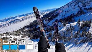 GoPro Awards: Double Backflip Ski to BASE Jump