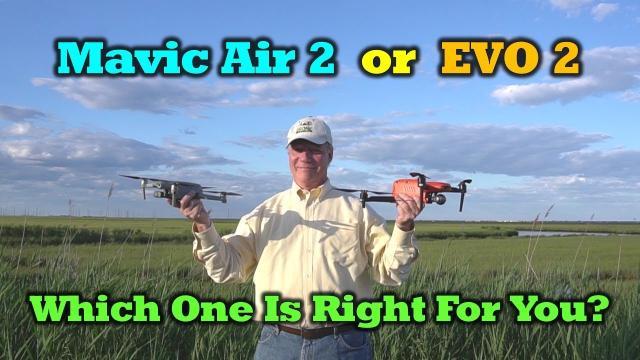 Mavic Air 2 vs Evo 2 Comparison - Which One Is Right For You?