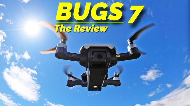 MJXRC BUGS 7 - The 2nd Best Camera Drone under 250 grams!
