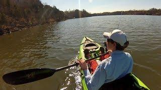 GOPRO: Kayak Fishing Mount