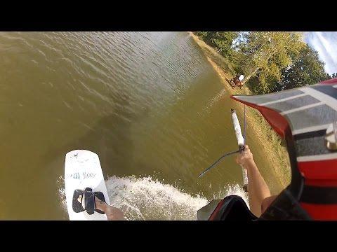 GoPro Awards: Horseback Wakeboarding