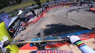 GoPro: Rachel Atherton Winning Run - UCI MTB World Vallnord 2019