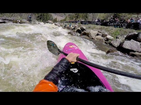 GoPro: Dane Jackson Wins Steep Creek - GoPro Mountain Games 2015
