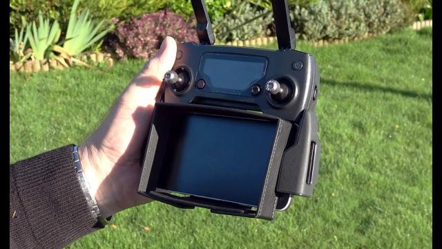 DJI Mavic Pro & Spark Portable Sunshade Hood