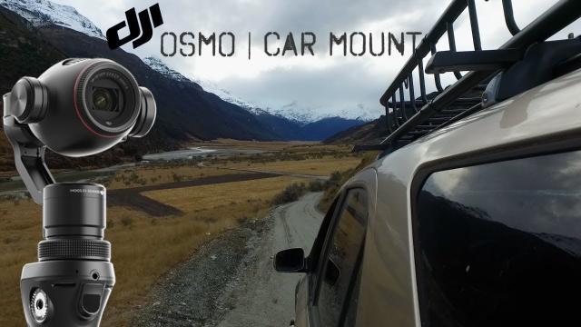 DJI OSMO | Vehicle Mount