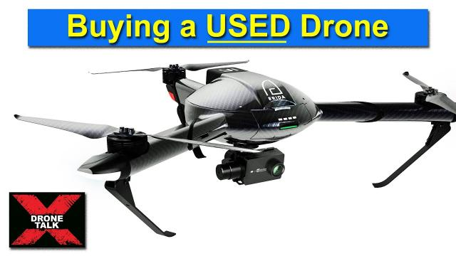 Drone Talk EP#4 - Buying a USED Drone - What to check for, ZINO 2, EVO 2, DJI, Bloopers