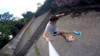 GoPro: Selfie Stick Soccer Skills With Kieran Brown