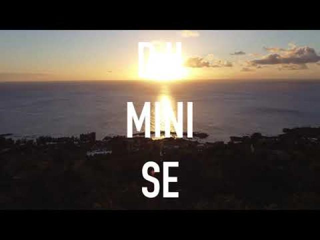 DJI MINI SE Sunset Low Light Test! 2.7K