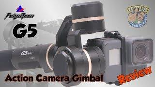 Feiyu-Tech G5 - 3 Axis Action Camera Gimbal (GoPro) : REVIEW & Sample Footage!