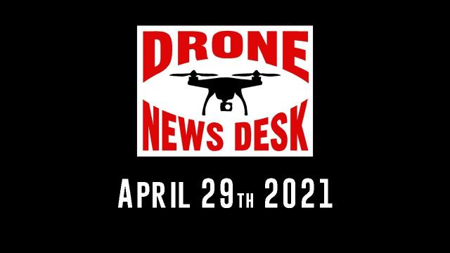 Drone News for 4-29-21 and Lamborghini Story