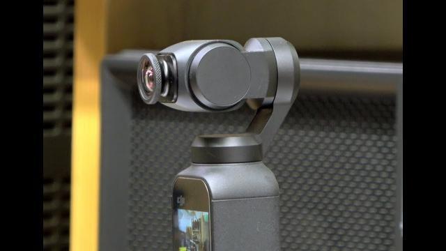 DJI Osmo Pocket Wide Angle Lens