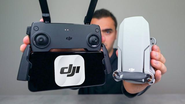 DJI Fly In-Depth App Walkthrough