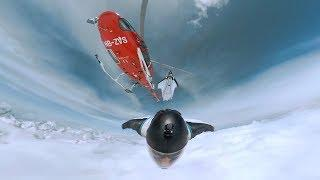 GoPro Awards: Swiss Alps Proximity Flight with Fusion in 4K