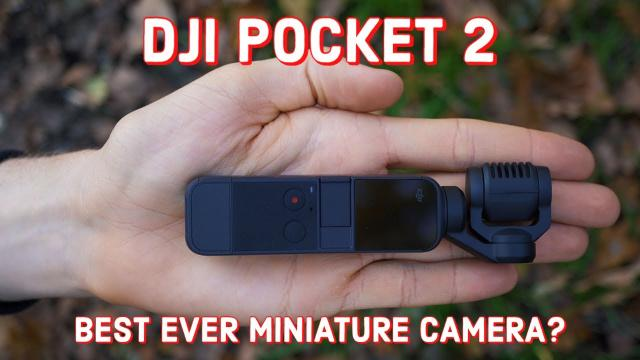 Watch This Before You Buy the New DJI Pocket 2
