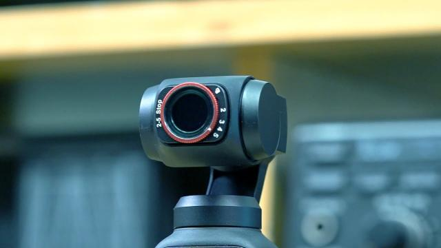 DJI Osmo Pocket Variable ND 2 Pack