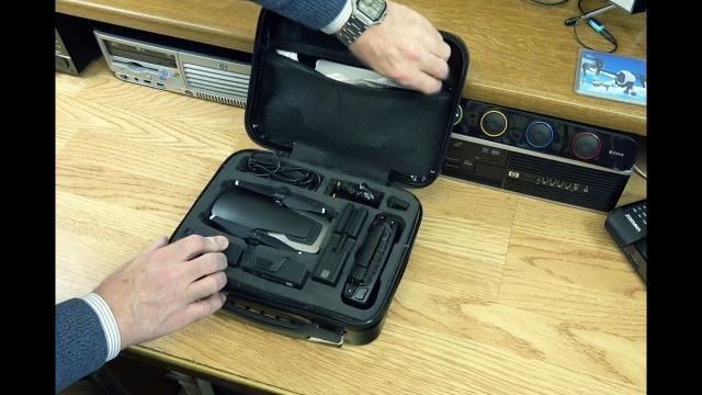DJI Mavic Air Hard Cover Handbag Portable Storage Case