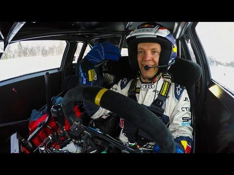 GoPro: Mattias Ekström Rally Cross Test: Sweden