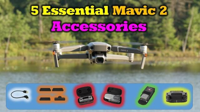 5 Essential Mavic 2 Accessories You'll Want!