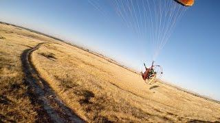 GoPro: 3rd Person Paramotor