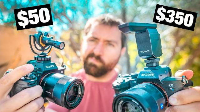 Comparing 10 Microphones for Vlogging - Cheap to Expensive