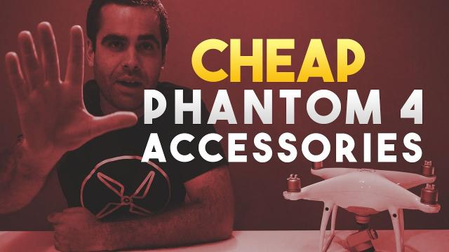 7 Accessories for DJI Phantom 4 under $5