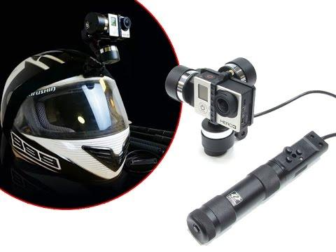 Z1-Rider Multifunctional 3-axis Stabilizing Gimbal For GOPRO [Z1-Rider]