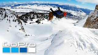 GoPro Awards: Massive Double Backflip in Jackson Hole Backcountry