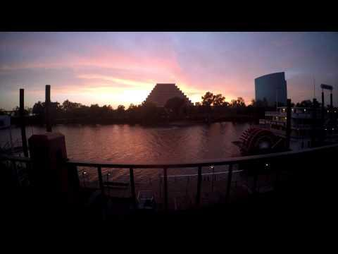 The Beauty Of Sacramento - GoPro Hero 4 Time-lapse