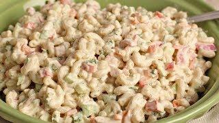 Deli Style Macaroni Salad   Ep. 1270