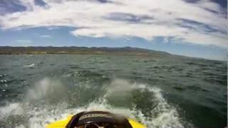 Supercharged Jetski Crash With The GoPro