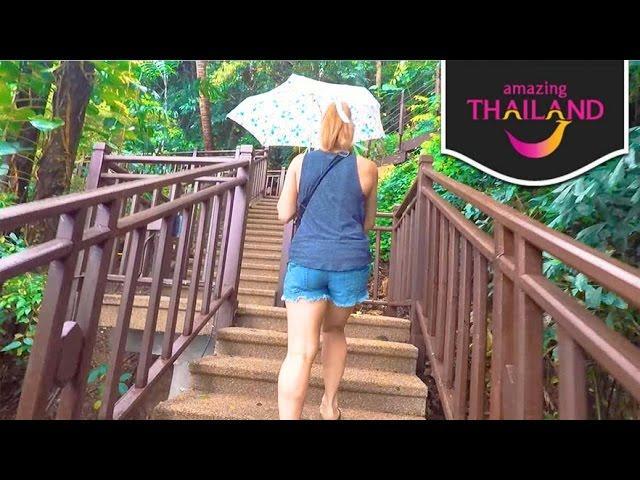 I MAKE HER PADDLE - Intercontinental Ko Samui Thailand - DJI MAVIC PRO