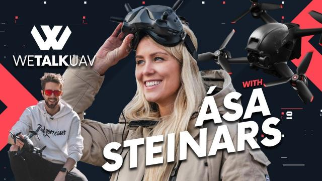 Asa Steinars Live Interview | DJI Drones, FPV, Photography...