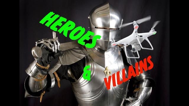 DRONE Hero of the Week & DfT UK Drone proposals 2019