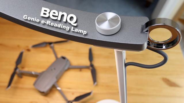 BenQ e-Reading Desk Lamp Genie - I LOVE this lamp!