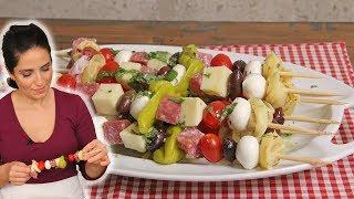 Antipasto Skewers | Ep. 1307