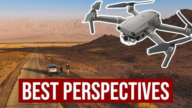 Filming with Drones |Best Aerial Perspectives ????