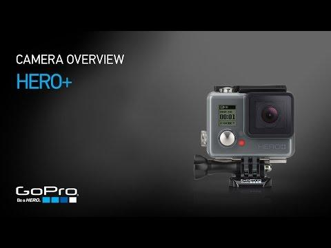 GoPro HERO+: The Perfect Entry-level GoPro + Wi-Fi.