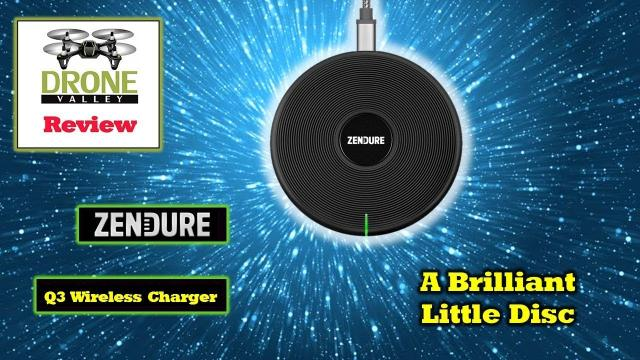 The Smartest Wireless Apple / Android Charger I've Ever Used - Zendure Q3