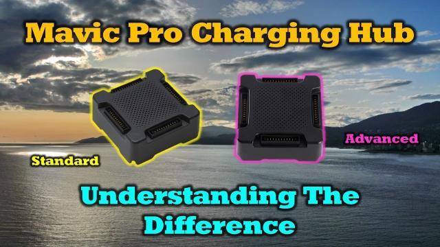 DJI Mavic Pro Charging Hub Teardown - What's The Difference Between Them?
