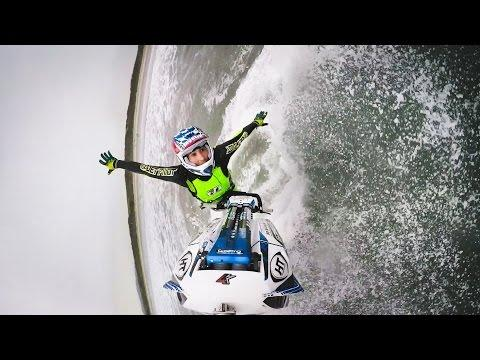 GoPro: Jet Ski Motosurf With Mark Gomez