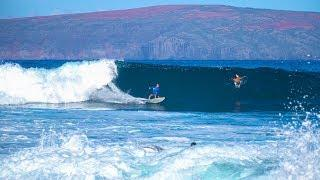 Surfing Dumps, Maui Hawaii July 14, 2019 | MicBergsma