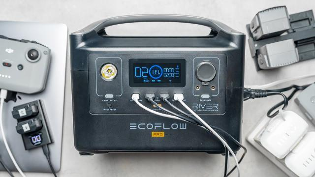 EcoFlow River Pro Overview - Fast Charging, High Power, & Massive Capacity!