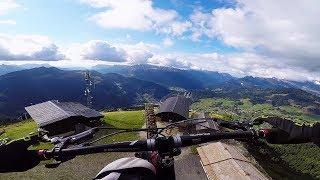 GoPro Awards: Kilian Bron's Magic Mountain Bike