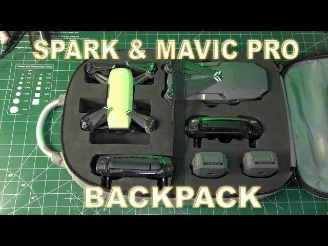 Hard Shell Backpack for DJI SPARK & MAVIC PRO