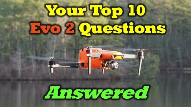 Autel EVO 2 - Your Top Questions Answered