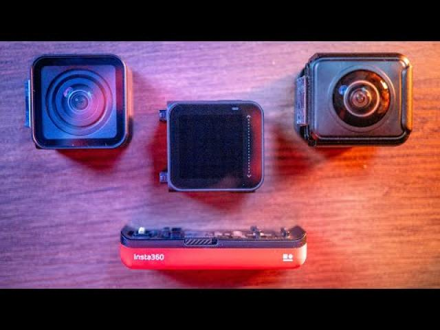 Insta360 One R - Future Of ACTION CAMERAS