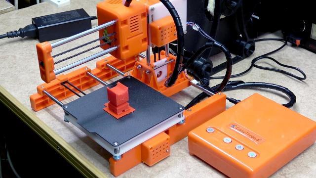 Easythreed X1 Mini Portable 3D Printer